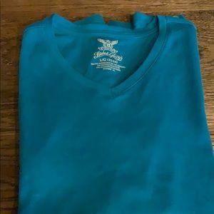 Faded Glory v neck t-shirt